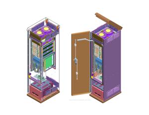 Card Cage Design